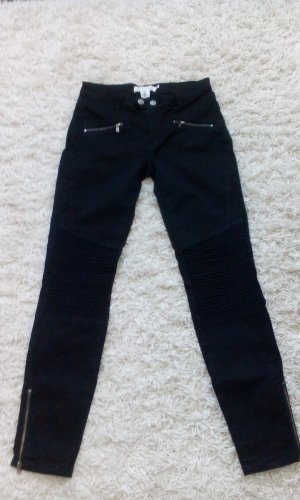 Hose  Skinny Bikerlook von H&M  Gr.36 NEU!
