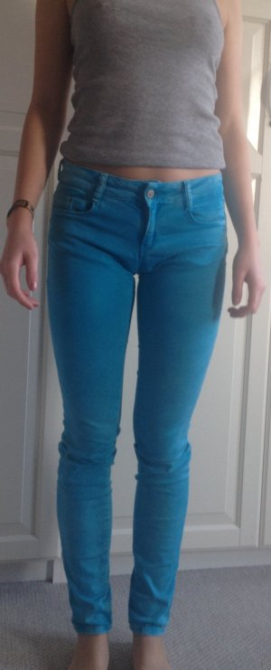 Hose Skinny Coloured Jeans