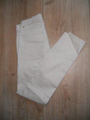 Hose Skinny H&M beige Gr. 38 neu ohne Etikett