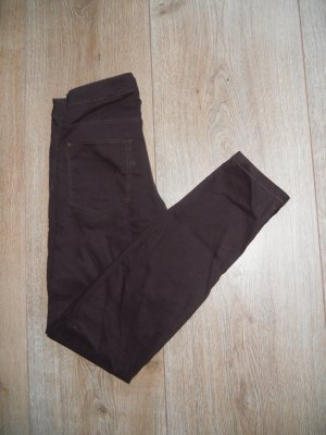 Hose Skinny H&M rot Gr. 38