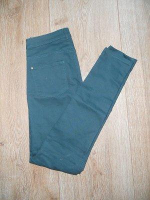 Hose Skinny H&M waldgrün Gr. 38 neu ohne Etikett