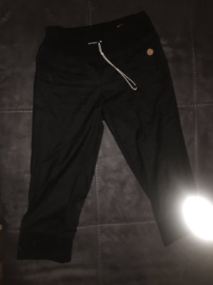 Boss Orange 3/4 Length Trousers black-white