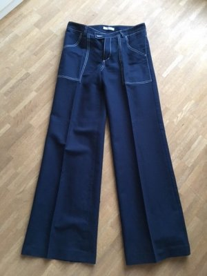 Stefanel Marlene Trousers blue
