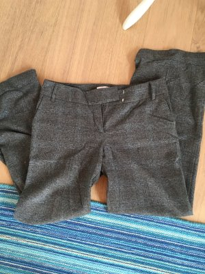 Hose Stoffhose Business chic grau Gr. 38