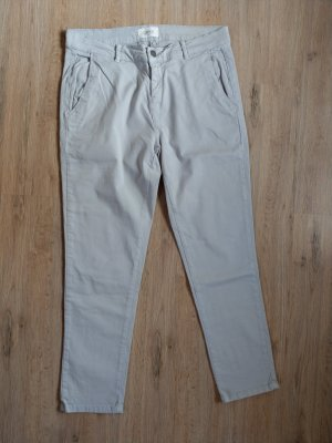 Cartoon Jersey Pants silver-colored