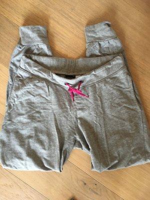 Crivit Pantalon de sport gris clair-rose