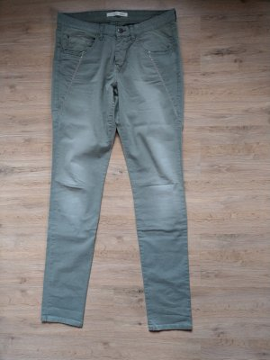 Mac Stoffen broek khaki