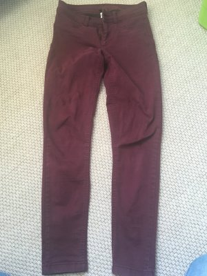 Calzedonia Treggings bordeaux