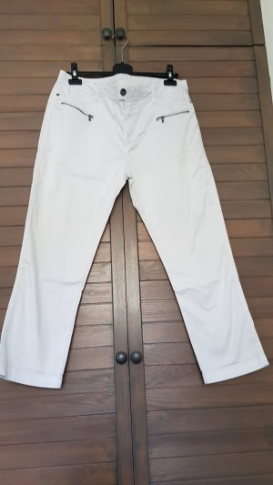 Street One 3/4-jeans wit