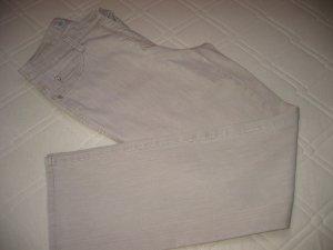 Hose Stretchhose Jeans Stretchjeans Gr. 40 beige BRAX