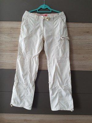 Tchibo / TCM Pantalone cargo multicolore Tessuto misto