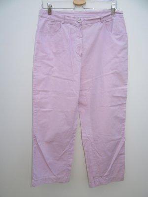 Vintage Pantalon 7/8 vieux rose-mauve
