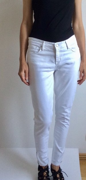 armedangels Stretch Trousers white