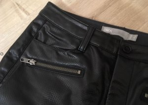 Hose von Asos aus Leder