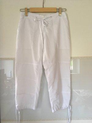 Blind Date Pantalon 3/4 blanc
