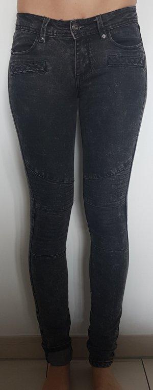 Hose von Blue Rags in dunkel grau