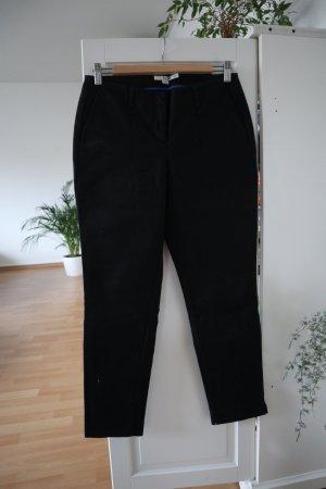 Boden Pantalón elástico negro Algodón