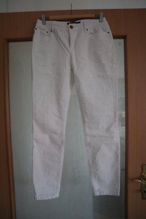 Boden Corduroy Trousers natural white cotton