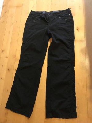 Cecil Pantalon cargo noir