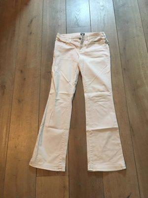 D&C Pantalone cinque tasche rosa pallido