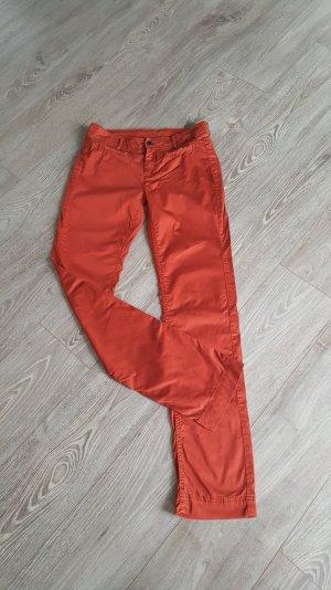 Hose von ESPRIT Gr. 36 Rostfarben