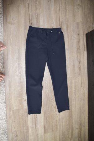 Gerry Weber Stretch Trousers dark blue spandex