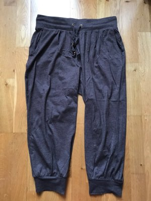 H&M Divided 3/4 Length Trousers bronze-colored-light brown