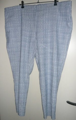H&M 3/4 Length Trousers multicolored cotton