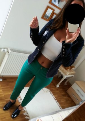 Hose von Heine 36 Grün