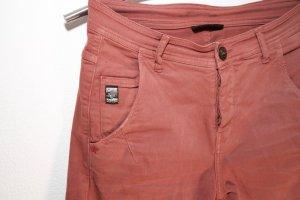 Maloja Pantalone a vita bassa multicolore Cotone