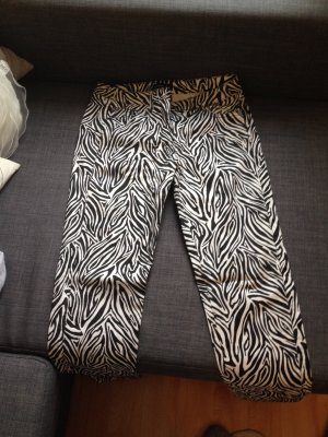 Hose von Mango in Animalprint