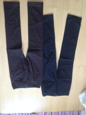 Hose von Mango in Gr. 36 in schwarz für eleganten Anlass