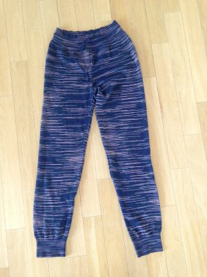 Missoni Pantalon bleu foncé-bleu