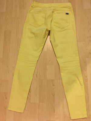 Only Pantalon jaune
