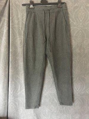 Only Pantalone a vita alta multicolore