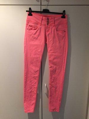 Hose von Only in pink