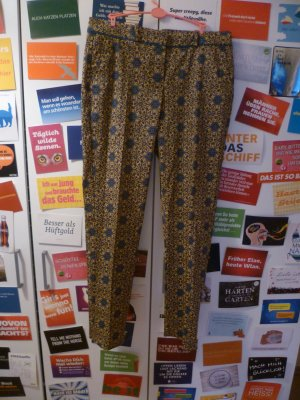 Hose von Promod in 38, Sommer, Blumen, gemustert, Blogger, Hipster