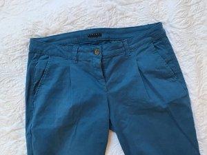 Sisley 7/8 Length Trousers blue