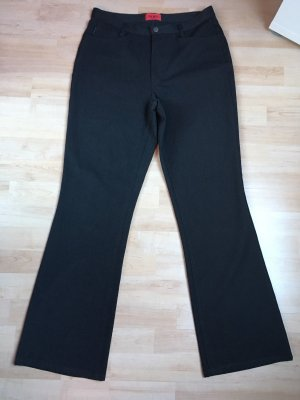 The Best Pantalone a zampa d'elefante nero