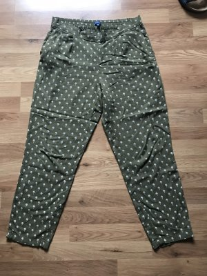 Tom Tailor Harem Pants multicolored