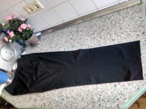 Pantalon strech noir polyester