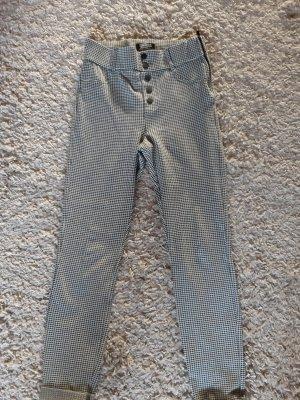 Zara Drainpipe Trousers grey
