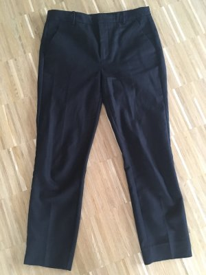 Hose von Zara in schwarz