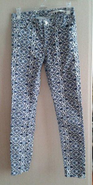 Hose von Zara mit tollem Muster