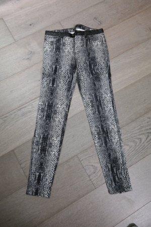 Hose von Zara, schlangenmuster