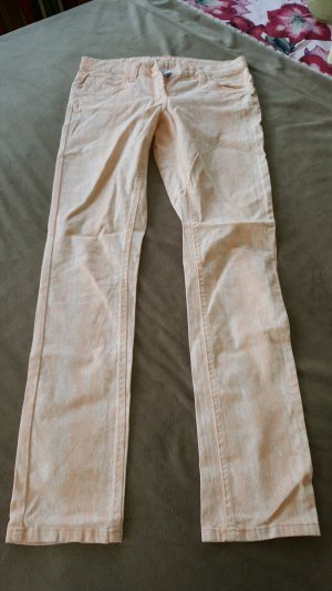 Blue Motion Jersey Pants white-apricot