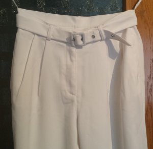 Stretch Trousers white