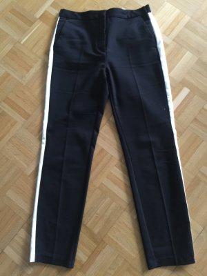 Zara Basic Pantalon à pinces multicolore tissu mixte