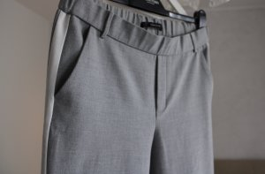 Zara Pantalone jersey multicolore
