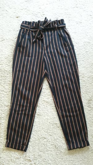 Zara Trafaluc Pantalon 7/8 multicolore coton